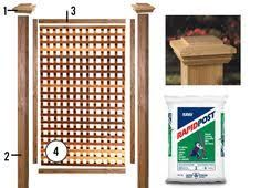 Lattice Privacy Screen Plans Plans DIY Free Download what can you make with a wood lathe | woodwork restoration Privacy Screen Plants, Privacy Screen Outdoor, Backyard Privacy, Garden Privacy, Privacy Fences, Diy Screen Door, Sliding Screen Doors, Wooden Screen, Deck With Pergola