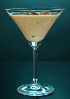 Amond Joy Cocktail- amaretto, coconut rum, creme de cacao, cream