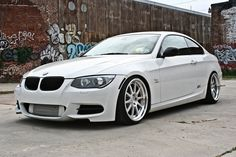 Alpine White BMW 335is by Phuoc Thuong