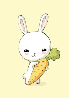 Bunny Carrot - Freeminds