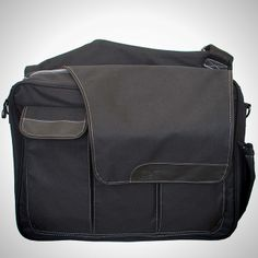 Diaper Dude makes a line of diaper bags specifically for men.