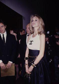 Claudia Schiffer Young   Club Fashionista: Claudia Schiffer Young