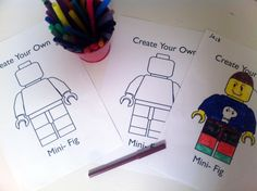 Show us your party – Jack's Lego birthday party games - http://babyology.com.au/featured-posts/show-us-your-party-jacks-lego-birthday.html