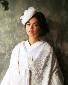 高級感のある白無垢を着て和装結婚式♡結婚式・ブライダル・ウェディングのアイデア☆