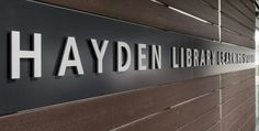 Arizona State University Hayden Library Learning Labs