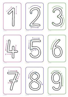 Cost-Free preschool curriculum numbers Ideas Out of discovering just what exactly sounds correspondence help to make to help keeping track of for you to prescho Preschool Curriculum Free, Preschool Writing, Numbers Preschool, Kindergarten Math Worksheets, Preschool Learning Activities, Free Preschool, Kids Educational Crafts, Learning Numbers, Math Numbers