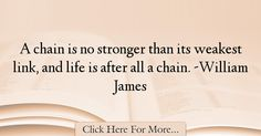 William James Quotes About Life - 41996