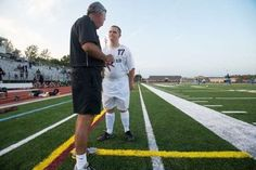 A soccer coach gives the team manager with Down syndrome a chance to start in the game. - Purpleclover.com