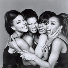 "En Vogue - I was the lead singer on ""Hold On"" in a school talent show! I can still remember the note! lol!!! I was so enamored by these divas!!!"