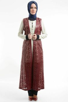 2f407c8e9a1 NADIA BURGUNDY • from Croyance London. Croyance London · Modest Wear