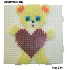HAMA - 234_teddybear