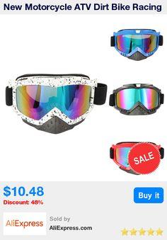New Motorcycle ATV Dirt Bike Racing Dirt Cycling Anti-UV Ski Skiing Goggles Glasses Men Women Snow Glasses Ski Googles Hot Sale * Pub Date: 01:50 Apr 19 2017