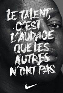 Campaña de Nike Francia en Goodwork