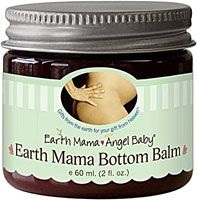 Earth Mama Bottom Balm — Love the name!