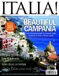 Issue no.70 of Italia! magazine