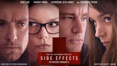 Side Effects Movie Trailer : Teaser Trailer --> Classic adult thriller. Jude Law is at his best.