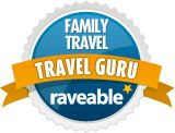 Featured Family Travel Blog on Raveable