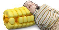 Sweetcorn pillow