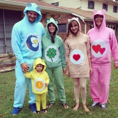 I would make a pretty awesome care bear! & Halloween: No-Sew Care Bear Costumes | costumes | Pinterest | Care ...