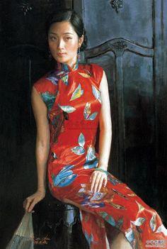 Pintura de Chen Yiming