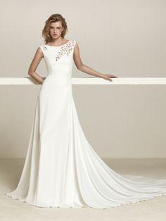 Výsledek obrázku pro svatební boho šaty