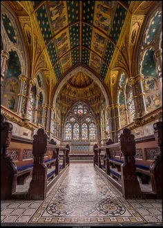 Craig Wilkinson Photography   St Marys Church – Studley Royal – Full Size
