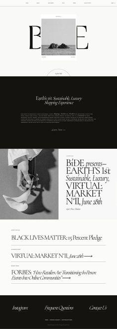 Web Design Trends, Web Design Examples, Web Design Tips, Website Layout, Website Footer, Website Design Inspiration, Web Design Studio, Modern Website, Landing Page Design