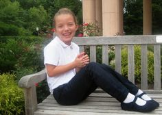 Uniform Mom: Lands' End School Uniform Perfect Fit Pants and In...