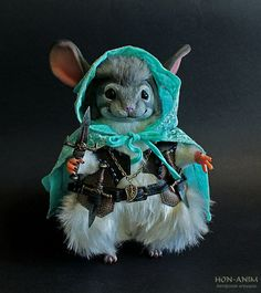 Assassin chinchilla, made to order. Shop there: https://www.etsy.com/ru/shop/HONANIM?ref=hdr_shop_menu
