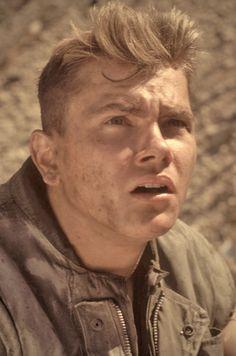 River in Dogfight as Eddie Birdlace