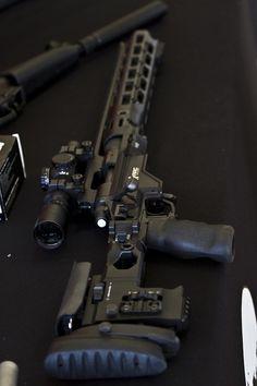 war-god: The Remington Modular Sniper Rifle (MSR)