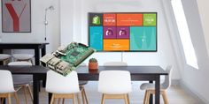 Make a Wall-Mounted Dashboard With Dashing.io and a Raspberry Pi