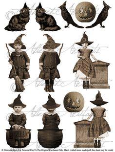 Dolls House Miniature Apothecary Witches Hood Fungi Sepia Box To Adopt Advanced Technology Dollhouse Miniatures