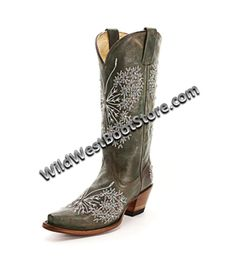 Corral Ladies Boots R1155  WildWestBootStore.com