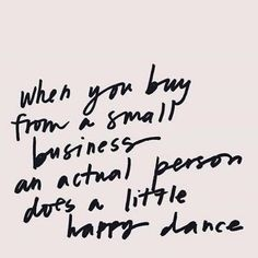 This is real talk// great dance quotes and sayings inspirational business quotes, small Citations Shopping, Citations Business, Small Business Quotes, Small Business Saturday, Small Quotes, Business Ideas, Support Small Business, Business Inspiration, Motivation Inspiration