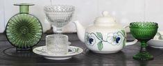 Tuotteet - Wanhat Kupit Bowl Set, Jar, Home Decor, Decoration Home, Room Decor, Home Interior Design, Jars, Glass, Home Decoration