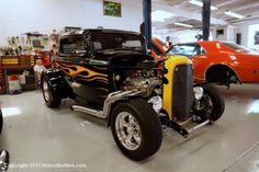 C4 Hot Rods 10th Anniversary Car Show   Hotrod Hotline