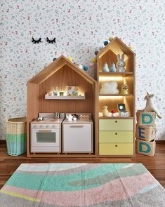 Make it feel at home and increase children's inspiration the best kids bunk design ideas # 6 35 Baby Bedroom, Nursery Room, Girls Bedroom, Teen Room Decor, Baby Decor, Bedroom Decor, Kids Room Furniture, Furniture Nyc, Cheap Furniture