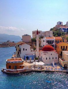 Kastellorizo Island (Dodecanese), Greece | by nik_gsa