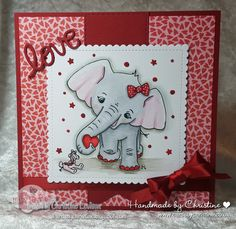 Handmade by Christine: Valentines....