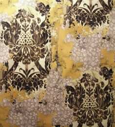 layered damask