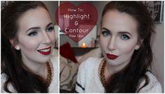 How to Highlight & Contour Pale Skin ♡ FAIR SKIN FIESTA ♡ Arna Alayne ♡