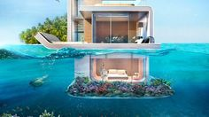 'Floating' homes nearly sold out   GulfNews.com