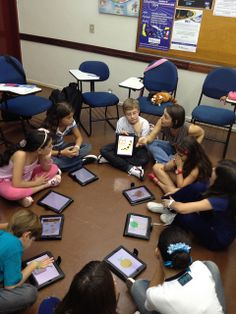 """""""The story of our iPad implementation – Teacher reflections and tips""""   #iPadEd"""