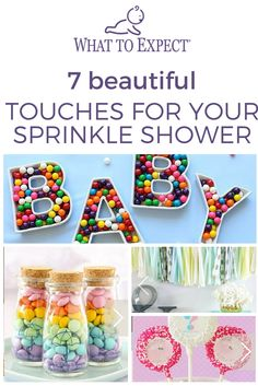 A sprinkle shower is an oftentimes casual way to celebrate the upcoming arrival of your second or third (or fourth!) baby. #macobgyn #sprinkleshower