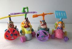 tic et tac jouet happy meal 1989