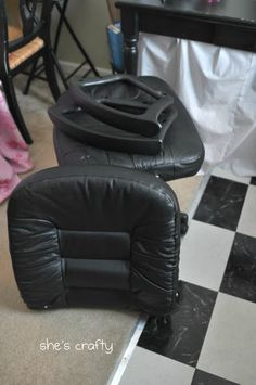how to recover an office chair
