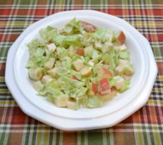 Cabbage and apple salad with Beano's Horseradish Sauce http://conroyfoods.com/shop.php