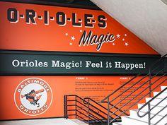 """""""Camden Yards - Orioles Magic"""" (by: Ashton Design)"""
