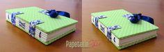 Codex binding onto fabric ribbons!
